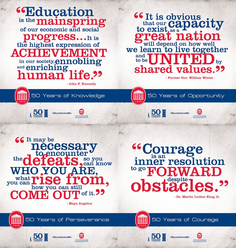 Ole Miss - 50 Years Campaign pt. 2