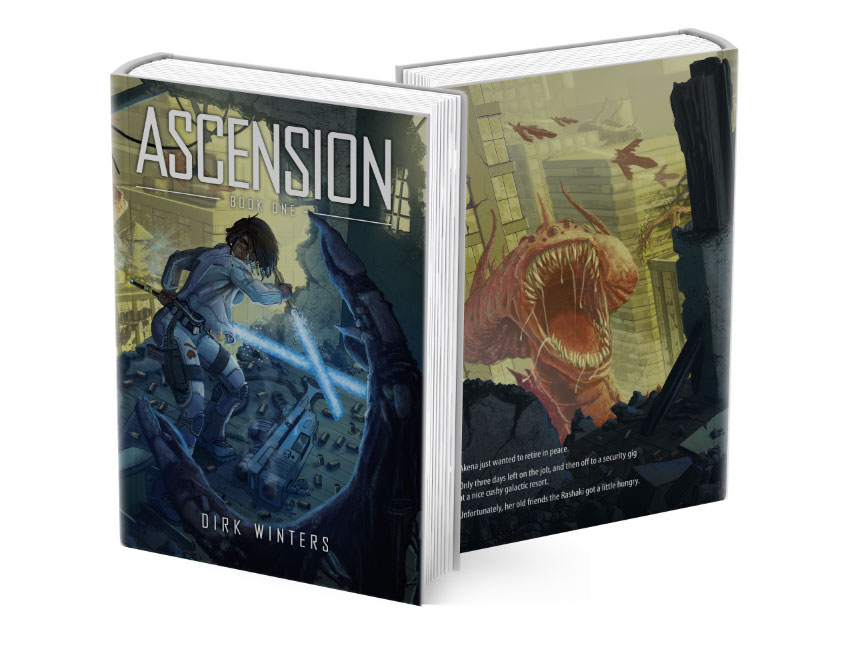 Ascension book cover