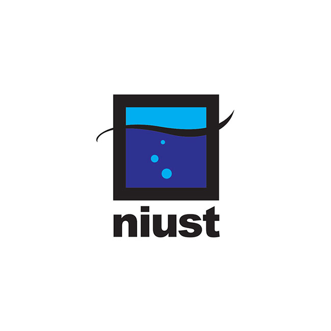 NIUST LOGO - National Institute of Undersea Science and Technology